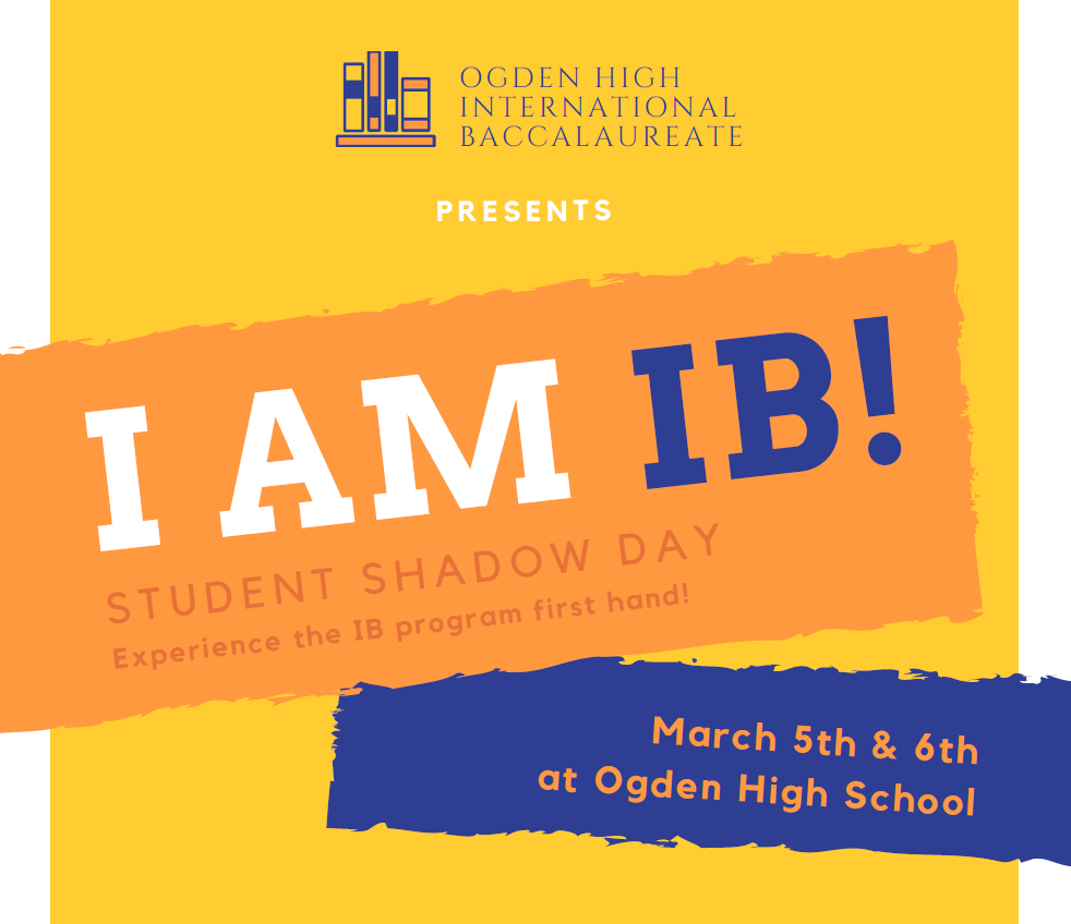 IB Student Shadow Day